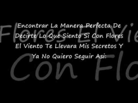 Me Enamore De Ti - El Dragon (con letra)