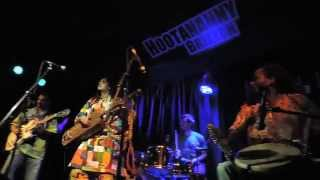 Simo Lagnawi - Gnawa Blues All-Stars live