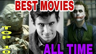 Best Movies of All Time || Hollywood || TOP10 #PULPFICTION #STARWARS #FORESTGUMP