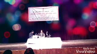 My first classical performance raag yaman #रागयमन chhota khyal in sangeet natay academy lucknow