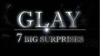 GLAY7大サプライズ