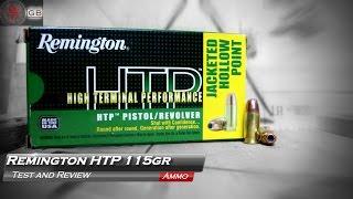 Penetration jhp Remington 115