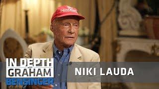 Niki Lauda: Vacuuming my lungs