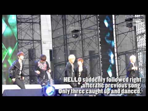 {Must Watch} {Part2} 2011 SHINee Mistakes & Unexpected Incidents compilation (Part 2 of 3)