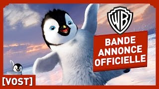 Happy feet 2 :  bande-annonce VOST