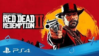 Red dead redemption 2 :  bande-annonce 3 VOST