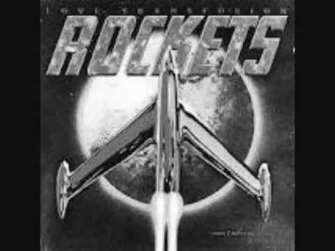 The Rockets ~ I Got To Move ~ (1977) Vinyl LP Edition