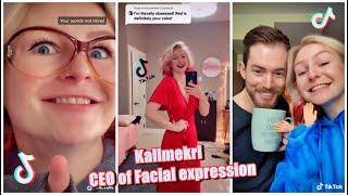 Kallmekris - CEO of Facial Expression - TikTok compilation #3 || Tiktok Most Watched