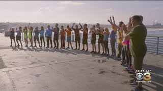'The Amazing Race' Returns To CBS Tonight With A New Twist