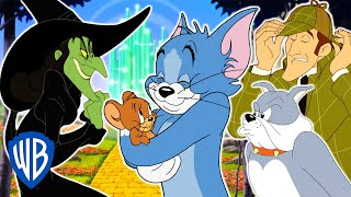 Tom & Jerry | At The Movies | WB Kids