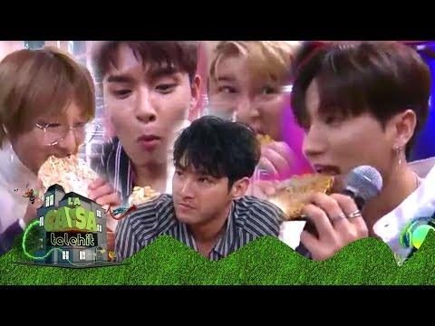 ¡Super Junior probando dulces Mexicanos!  | La Casa Telehit