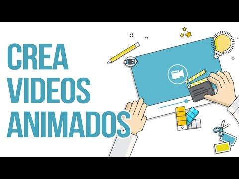 Crea Videos Animados Online - Rápido y fácil de usar