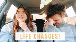 HE FINALLY QUIT! Life Changes Vlog // by CHLOE WEN
