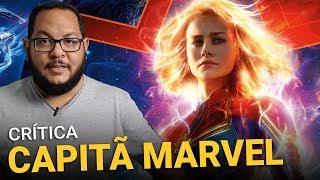 CAPITÃ MARVEL: Pressa Necessária? (Marvel, 2019)   Resenha do filme (crítica)