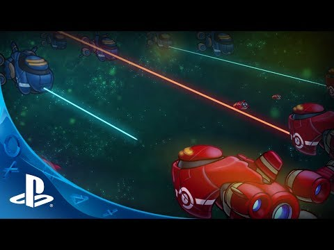 Awesomenauts Assemble! Trailer