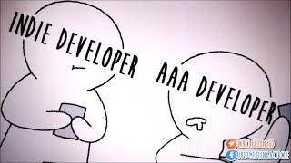 Indie Games VS AAA Games