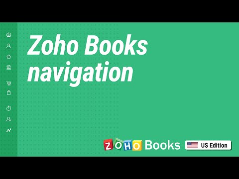 video Zoho Books