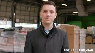 A Paris, 50 % des marchandises de Monoprix sont transportées en camions GNV