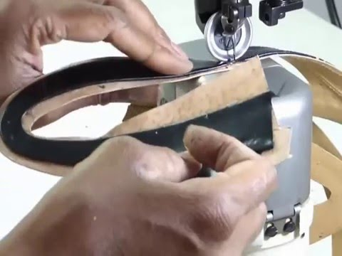 How To Make Shoes Sandals Handcrafted Artisan Handmade Part -4