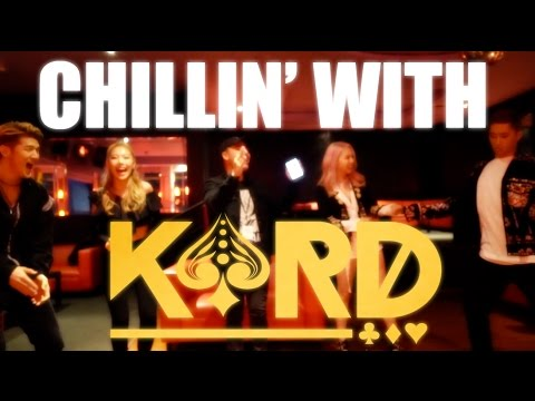 CHILLIN' WITH K.A.R.D!