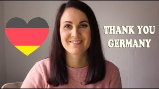 HOW GERMANY HAS CHANGED ME  (in a positive way)