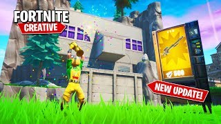*NEW* V10.30 Update! Vending Machines, Class Device and UI - Fortnite Creative