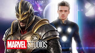 Avengers Eternals First Look Teaser and Marvel X-Men Easter Eggs Breakdown