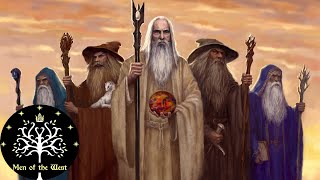 The Wizards of Middle-earth
