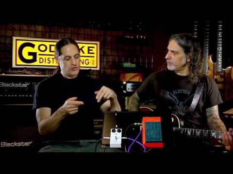 Tone Talk 7 - Guest Phil Caivano discuss Univox Super Fuzz vs. Maxon Air Fuzz