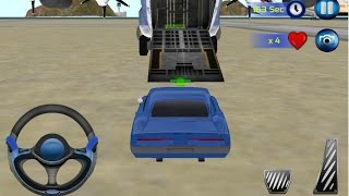 American Airplane Transport Android Gameplay - Kids Cars Games by MobilePlus - YouTube