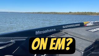 BASS Open/ Grand Lake…Day 1 Practice Report