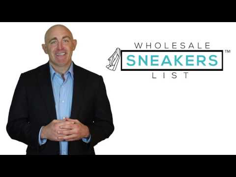 How to Get Wholesale Sneakers for $20 a Pair