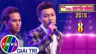THVL | Ban nhạc quyền năng Mùa 3 - Tập 8[10]: Hãy Về Đây Bên Anh -  Đê Ly, Huỳnh Ngọc Hậu