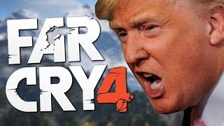 ATTACK ON TRUMPOLOPOLIS - Far Cry 4