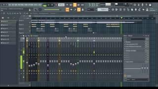 """Callaita"" - Bad Bunny Instrumental Remake Fl Studio"