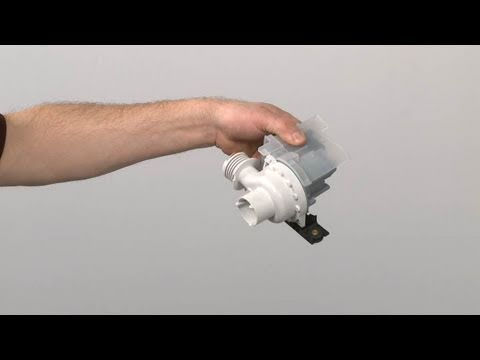 Washer Drain Pump Replacement Frigidaire Front Load