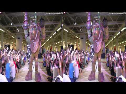 (3D) Cosplay (bioshock, Big Daddy Big Sister) STARCON 2013
