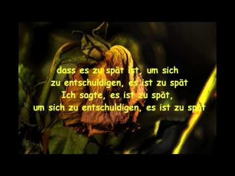 Baixar One Republic-Apologize [German Lyrics]