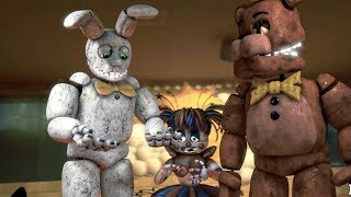 FNaF SFM: Flashbacks (Five Nights at Freddy's Animation)