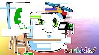 LAGGY Drawings! - Skribbl.io (Funny Moments)