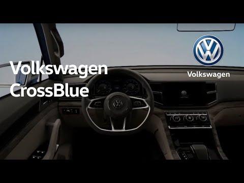 Volkswagen CrossBlue Reklamı