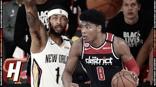 Washington Wizards vs New Orleans Pelicans - Full Game Highlights | August 7 | 2019-20 NBA Season
