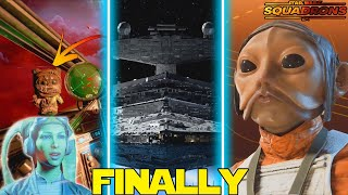 Star Wars: Squadrons Full Breakdown- Game Modes, Customization, single player, and much more!
