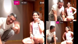 Viral: Aamir Khan surprise appearance during his daughter ..