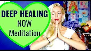 DEEP HEALING/Freedom From Toxic Emotions MEDITATION