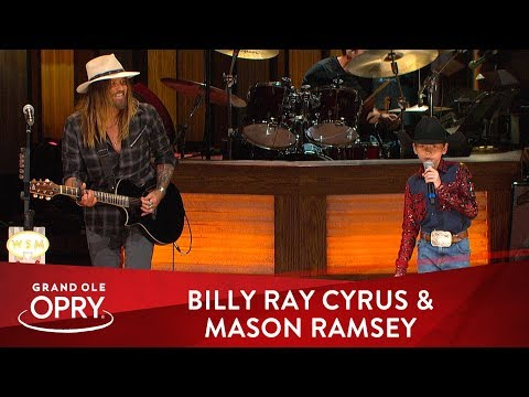 "Billy Ray Cyrus & Mason Ramsey - ""Old Town Road"" 