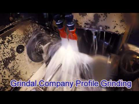 Gridal Company Profile OD Grinding