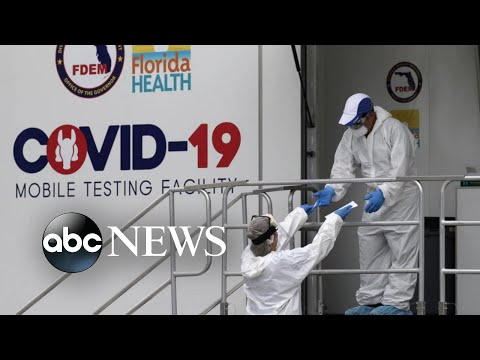 Communities face testing struggles as COVID-19 cases rise in 40 states   WNT