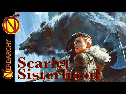 mystic sisterhood in the scarlet letter In the midst of her time bearing the scarlet letter however, hester begins to feel a   szczepanek, anett english 11 ap, per 6 october 24, 2013 mystic sisterhood.