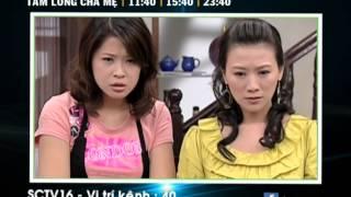 Tấm Lòng Cha Mẹ 11h40 hàng ngày - phim rất hay trên SCTV16 - vị trí kênh 40